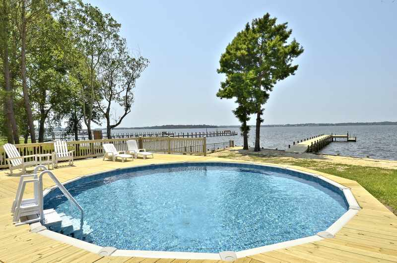 Pool. Outer Banks Vacation Rentals   Bellagio By The Bay   Bellagio